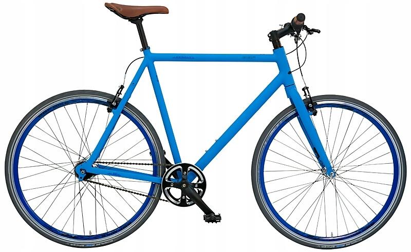 Rowery trekkingowe BBF Urban 1.0 Niebieski 57