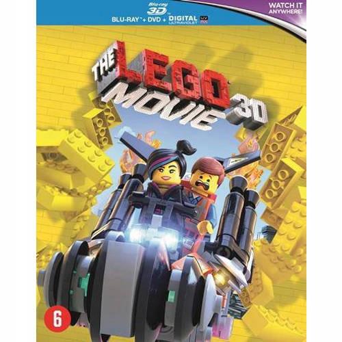 BLU-RAY Animation - Lego Movie -3D- Bilingual - 3D