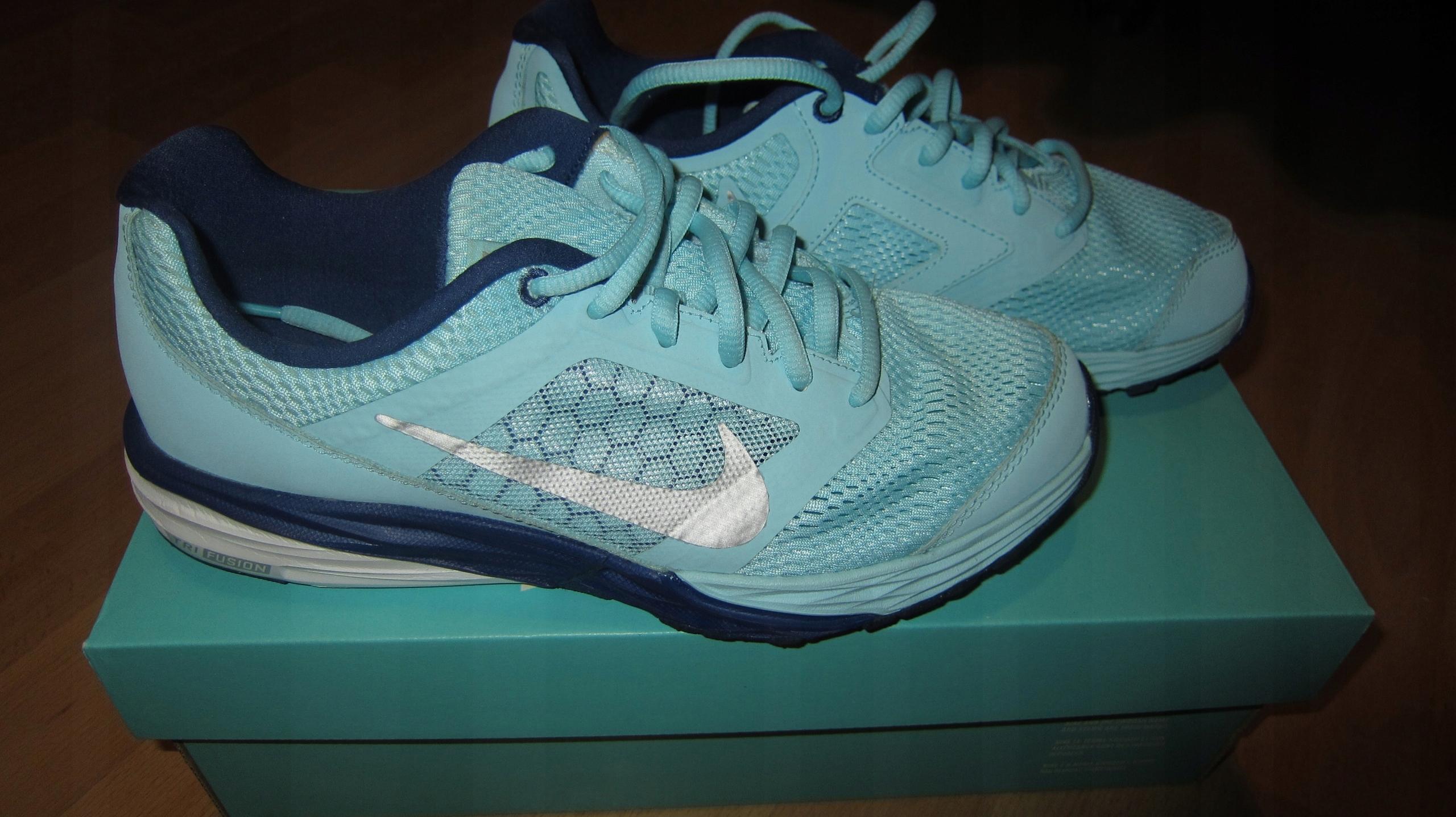 30fac4b1 Buty do biegania Nike rozm. 37,5 - 7534739234 - oficjalne archiwum ...