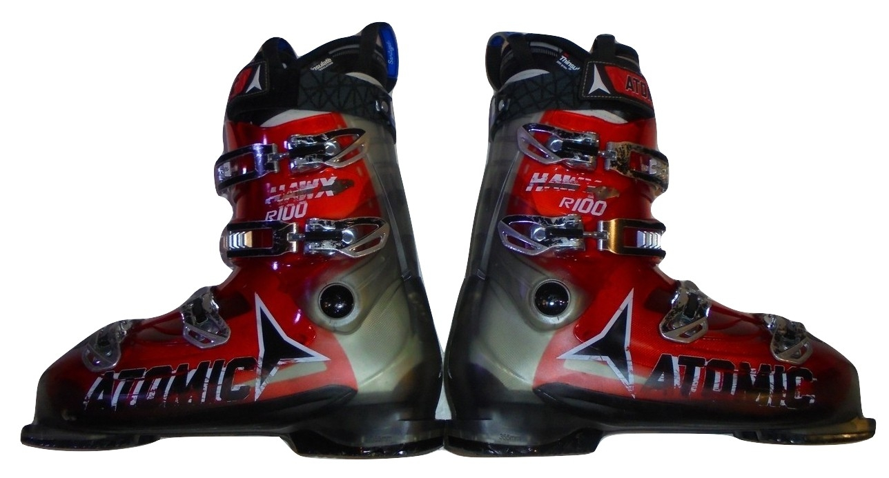 Buty narciarskie ATOMIC HAWX R 100 roz. 30,5 (46)