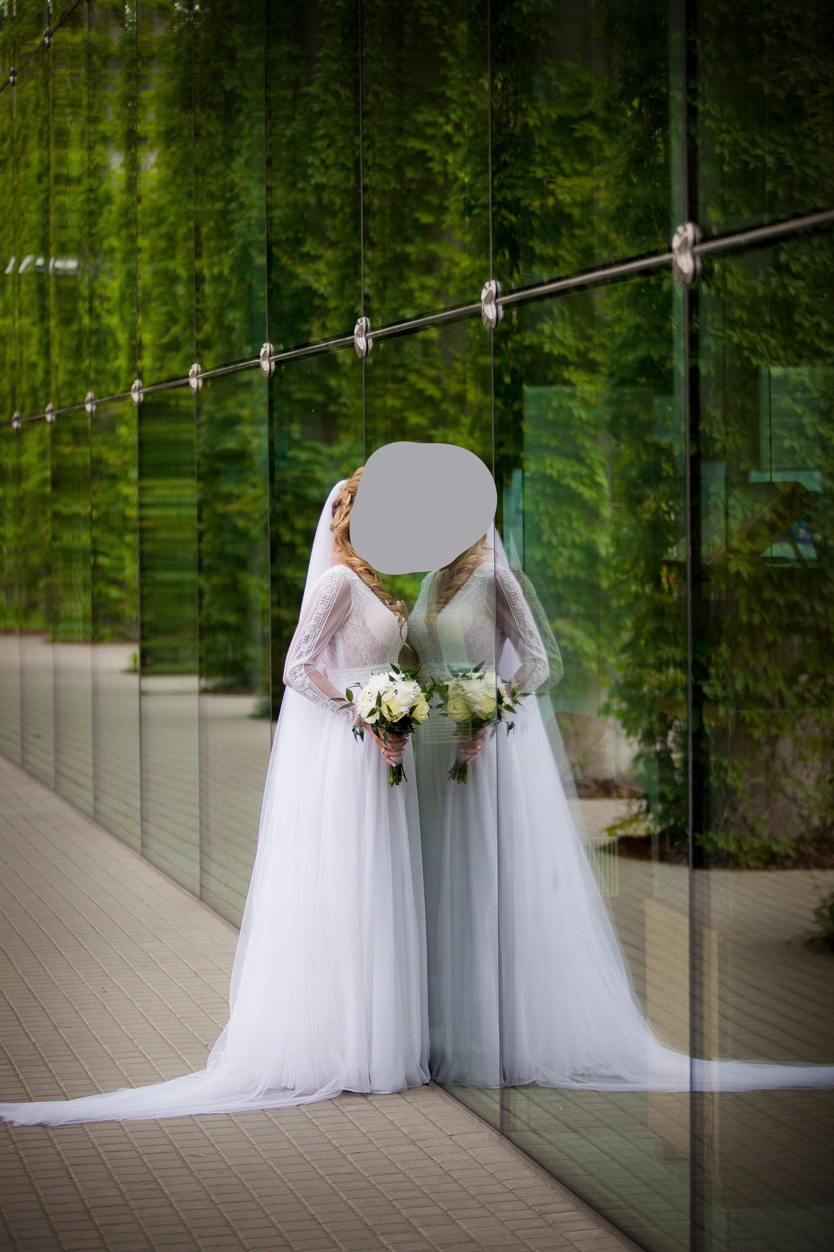 Suknia ślubna Gaja Stan Idealny Rozmiar 36 7042776081 Oficjalne