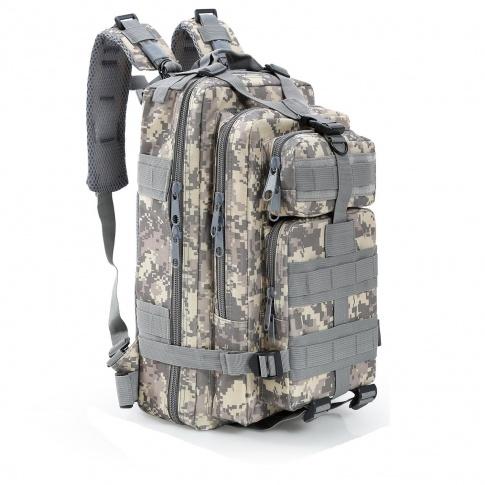 a2cca3bf00908 Plecak Wojskowy Taktyczny wodoodporny ACU DigiCam - 7557246251 ...