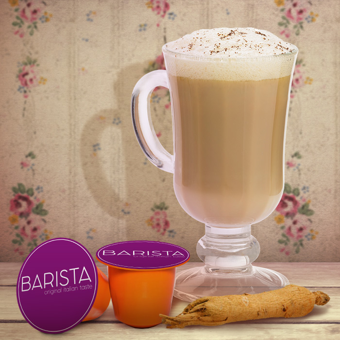 Kapsułki do Nespresso - ŻEŃ-SZEŃ - bez cukru