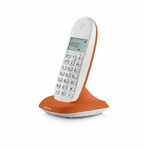 #JJ635 MOTOROLA Telefon bezprzewodowy C1001L DECT