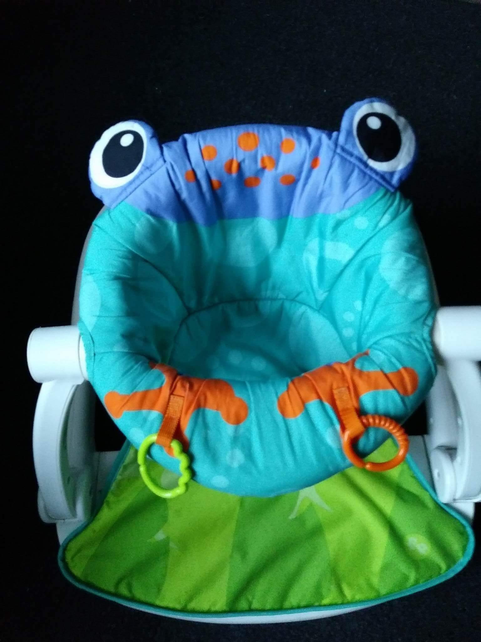 Świeże Krzesełko do nauki siedzenia Fisher Price - 7131315033 - oficjalne JA34