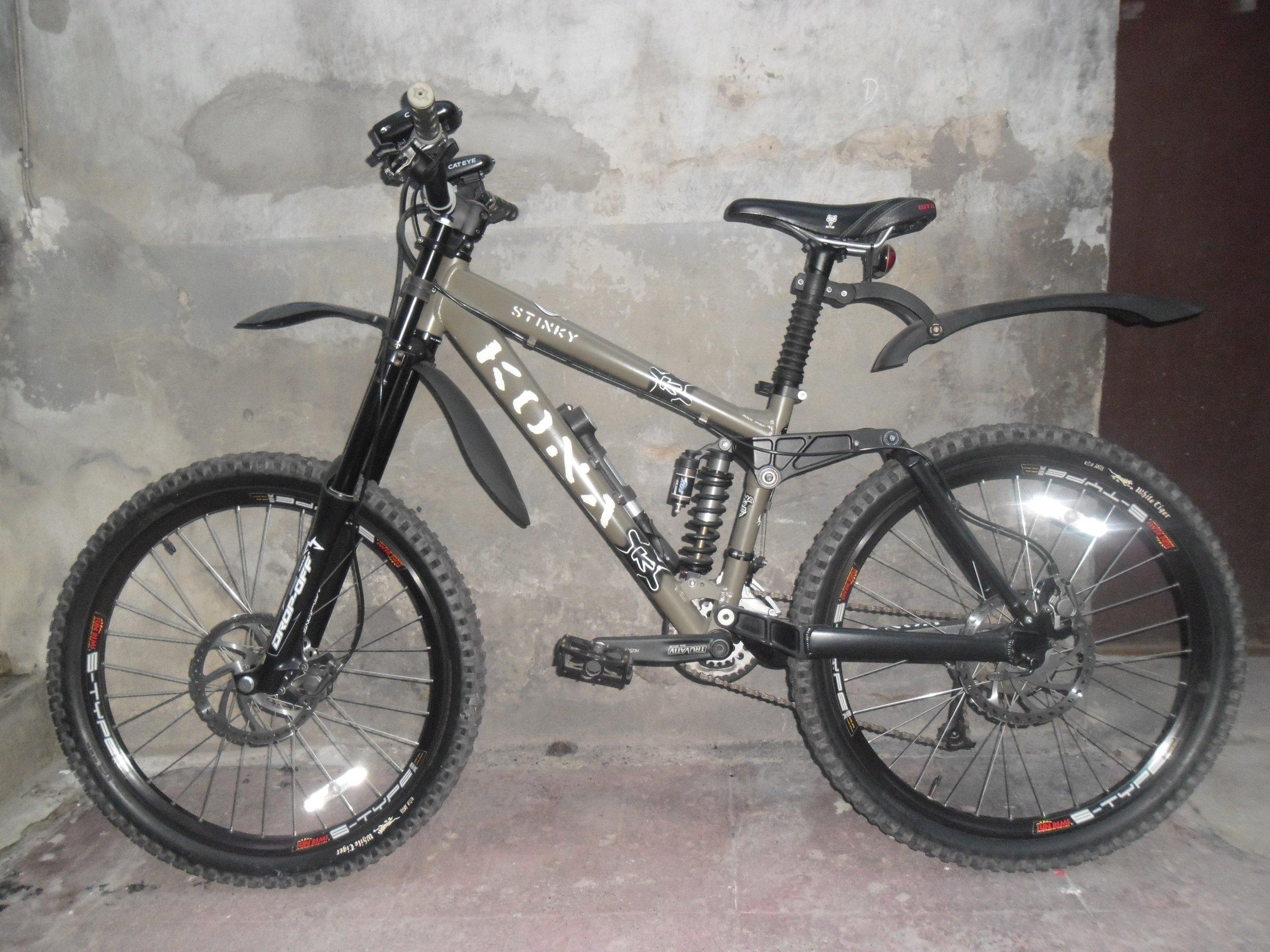 Rower Kona Stinki 2005