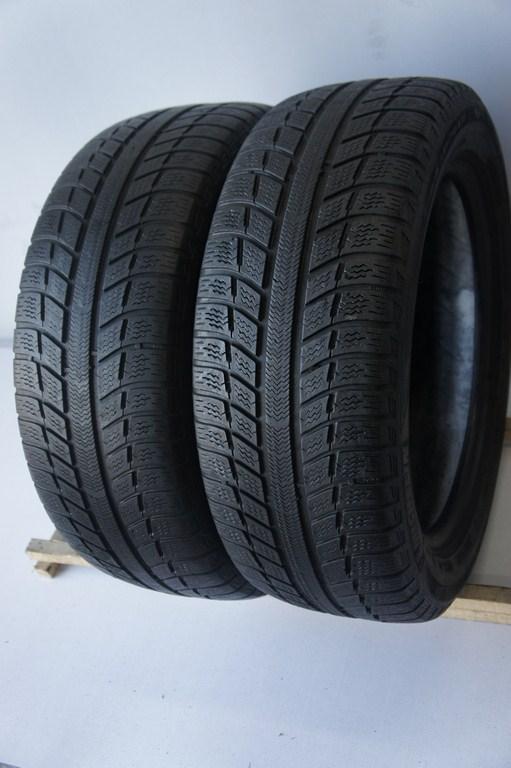 Opony Michelin 22550r17 Zimowe Zima 2 Szt K8116 6663466770