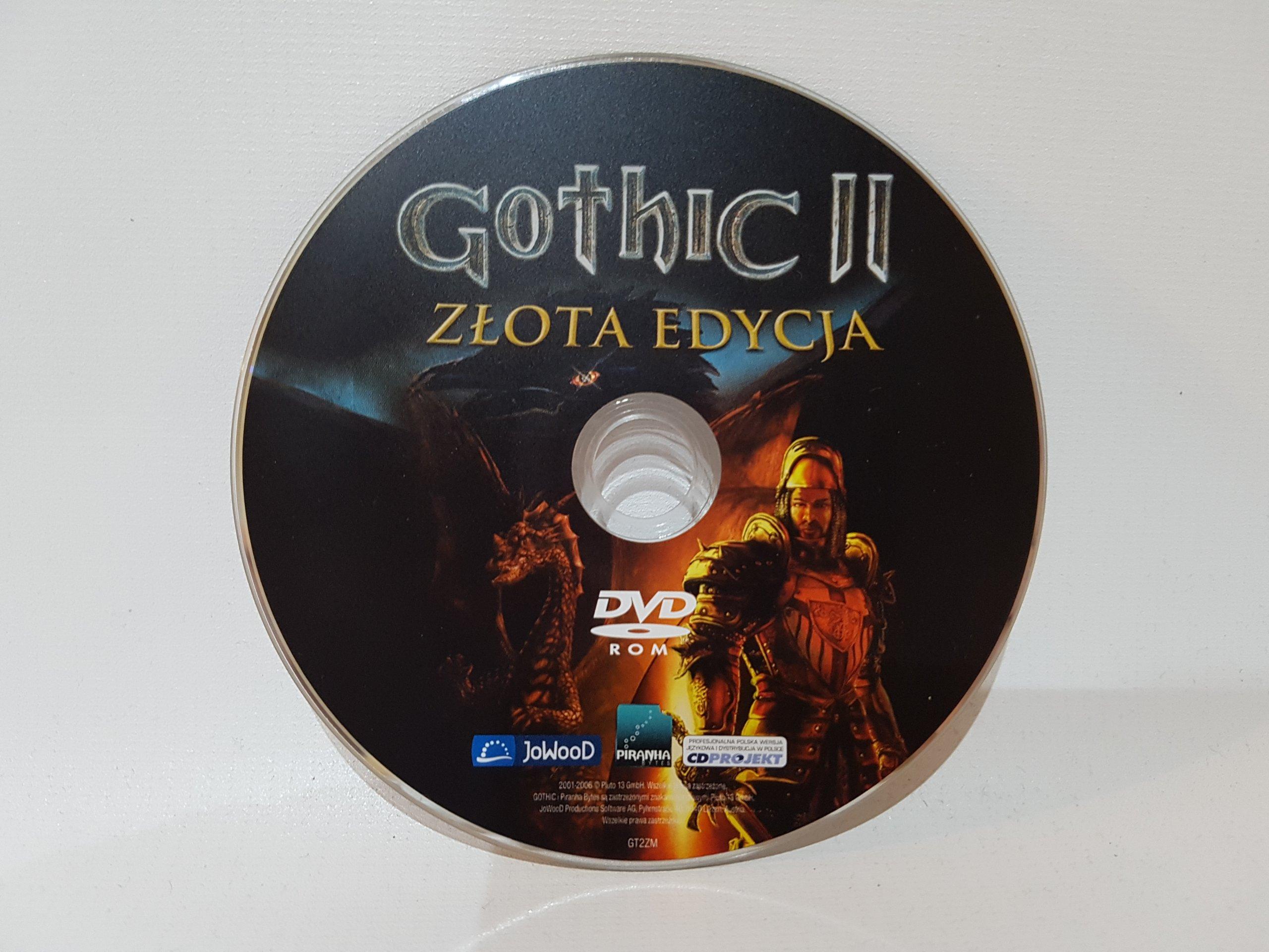 gothic 2 noc kruka sam dodatek