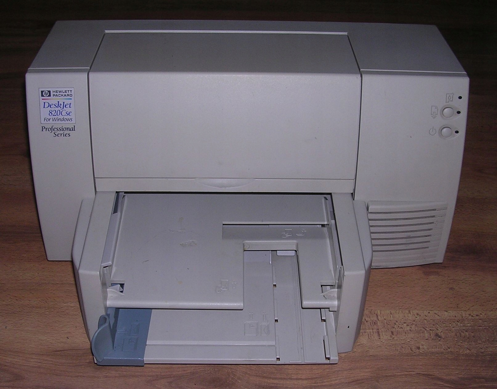 HEWLETT PACKARD DESKJET 820CSE WINDOWS 8.1 DRIVER