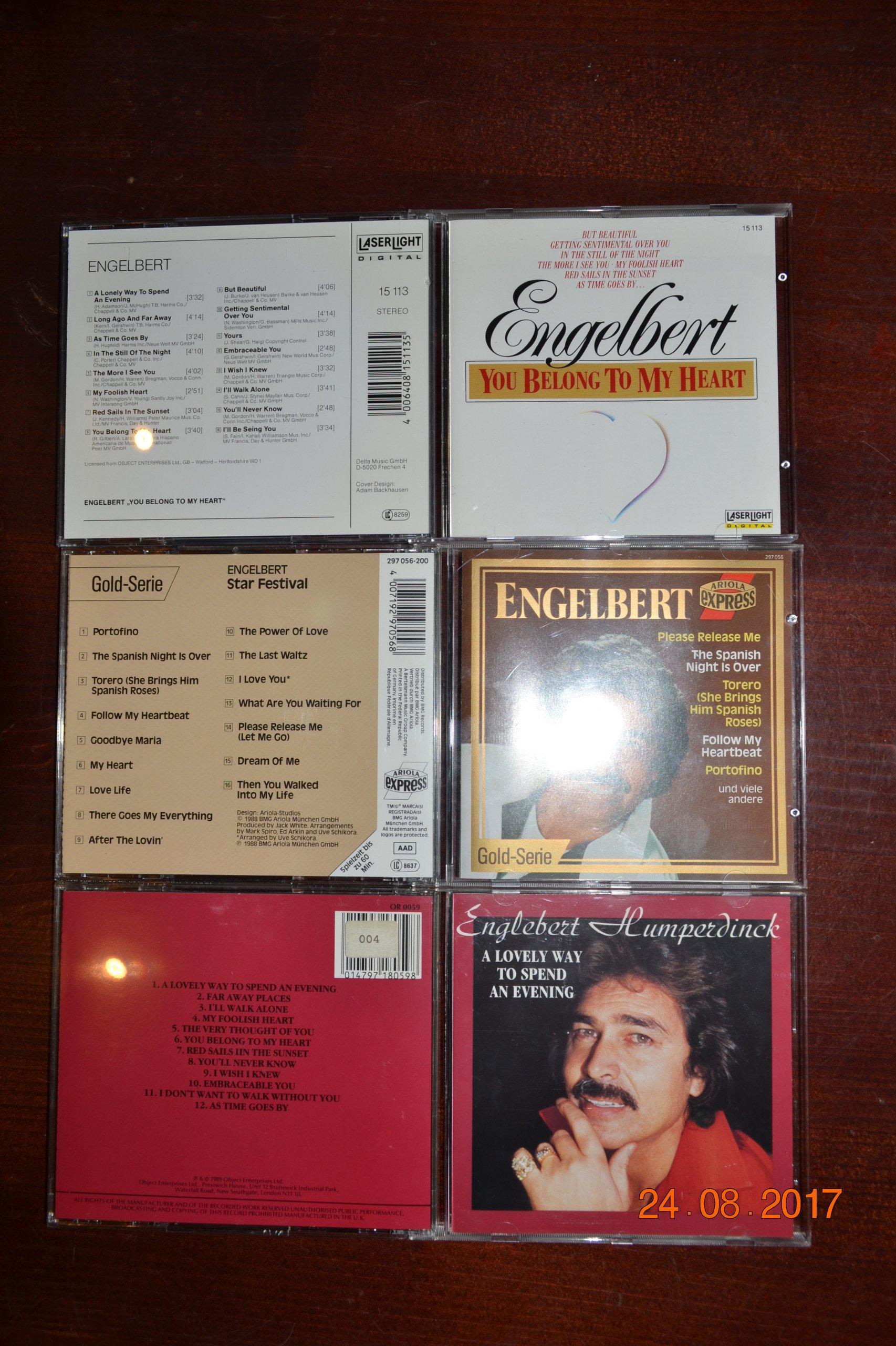 779779d7a688c ENGELBERG zestaw 3 płyt CD #5 - 7497472305 - oficjalne archiwum allegro