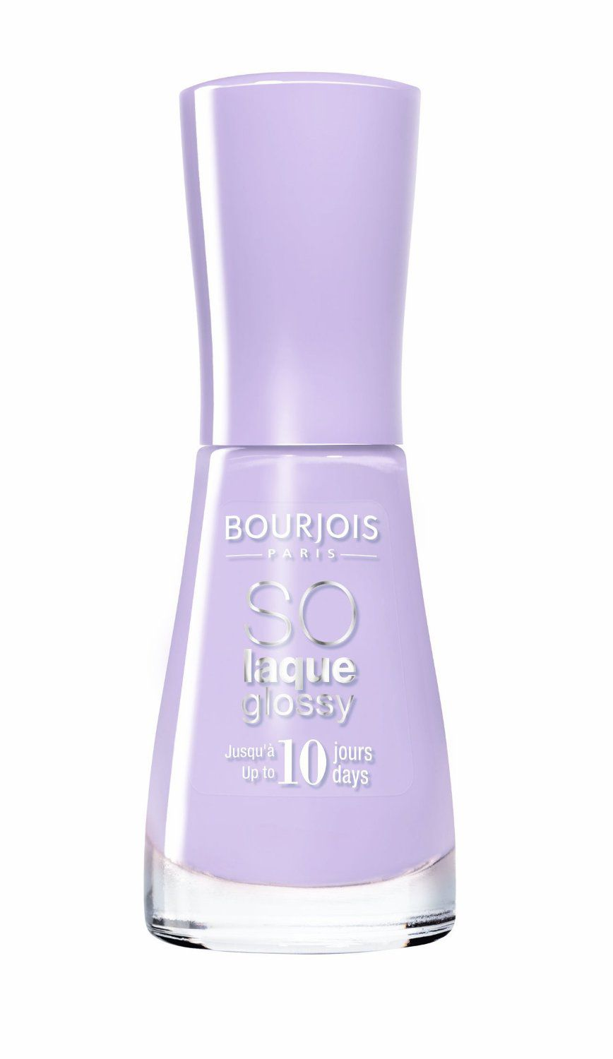 BOURJOIS SO LAQUE SO GLOSSY 15 PEACE AND MAUVE 10