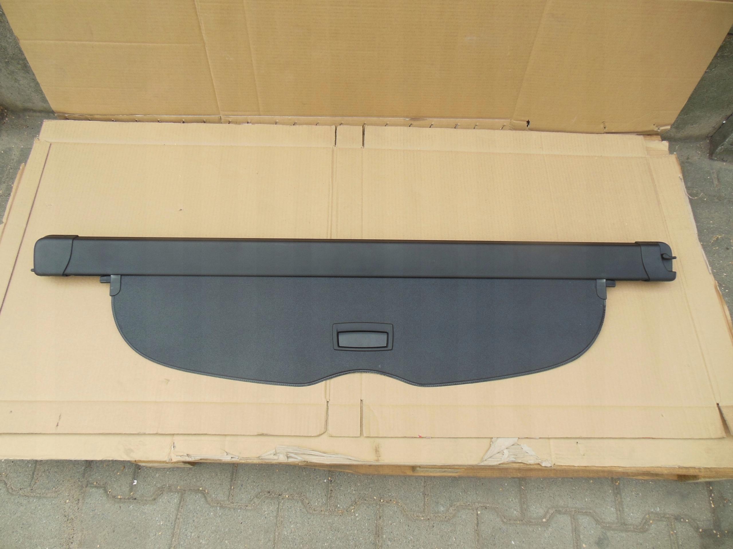 Inne rodzaje Roleta bagażnika TOYOTA Avensis T27 kombi 11-15 - 7542871659 VN84