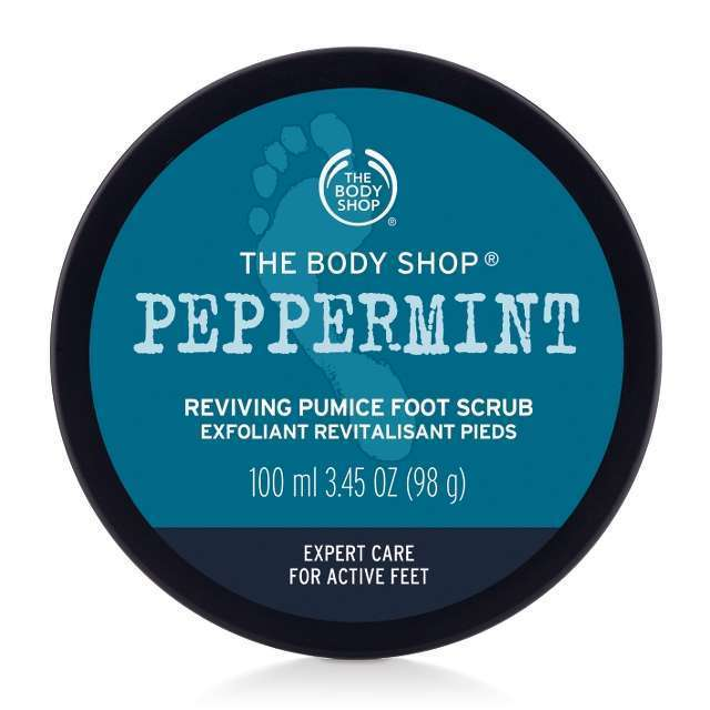 The Body Shop Peppermint Peeling Stopy 100ml UK