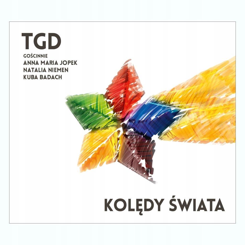 TGD - KOLĘDY ŚWIATA 1 [CD] - Trzecia Godzina Dnia