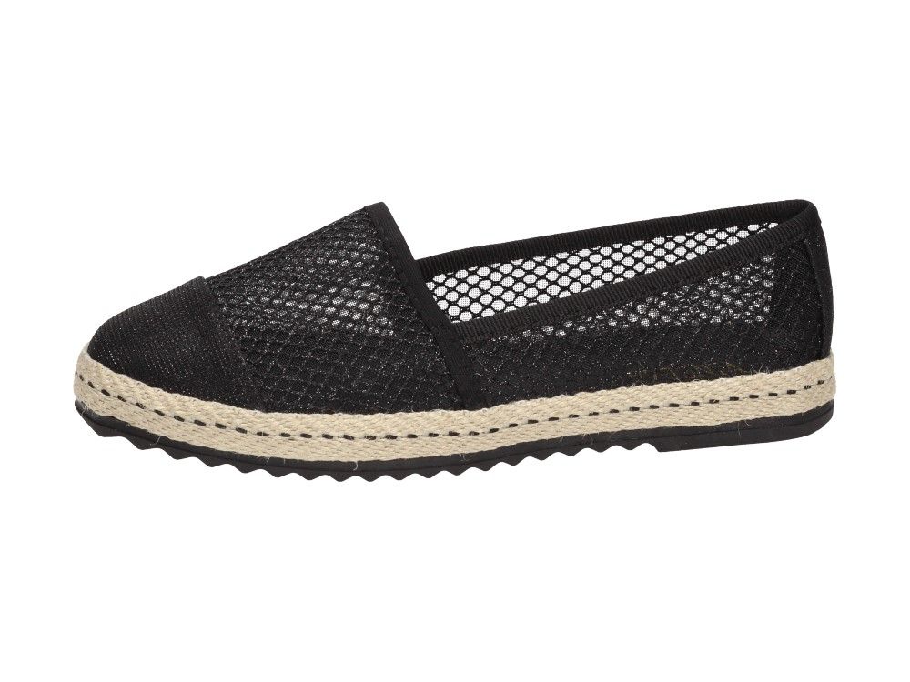 Czarne przewiewne buty damskie VINCEZA 2560 r39 7028788351