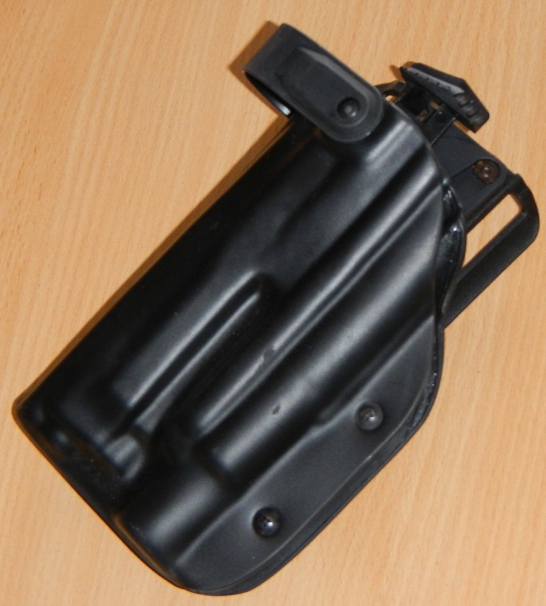 Kabura BLADE TECH - BERETTA M9  Z LATARKĄ - Lewa