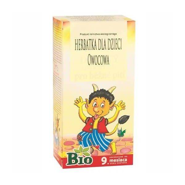 Herbatka dla dzieci - Owocowa