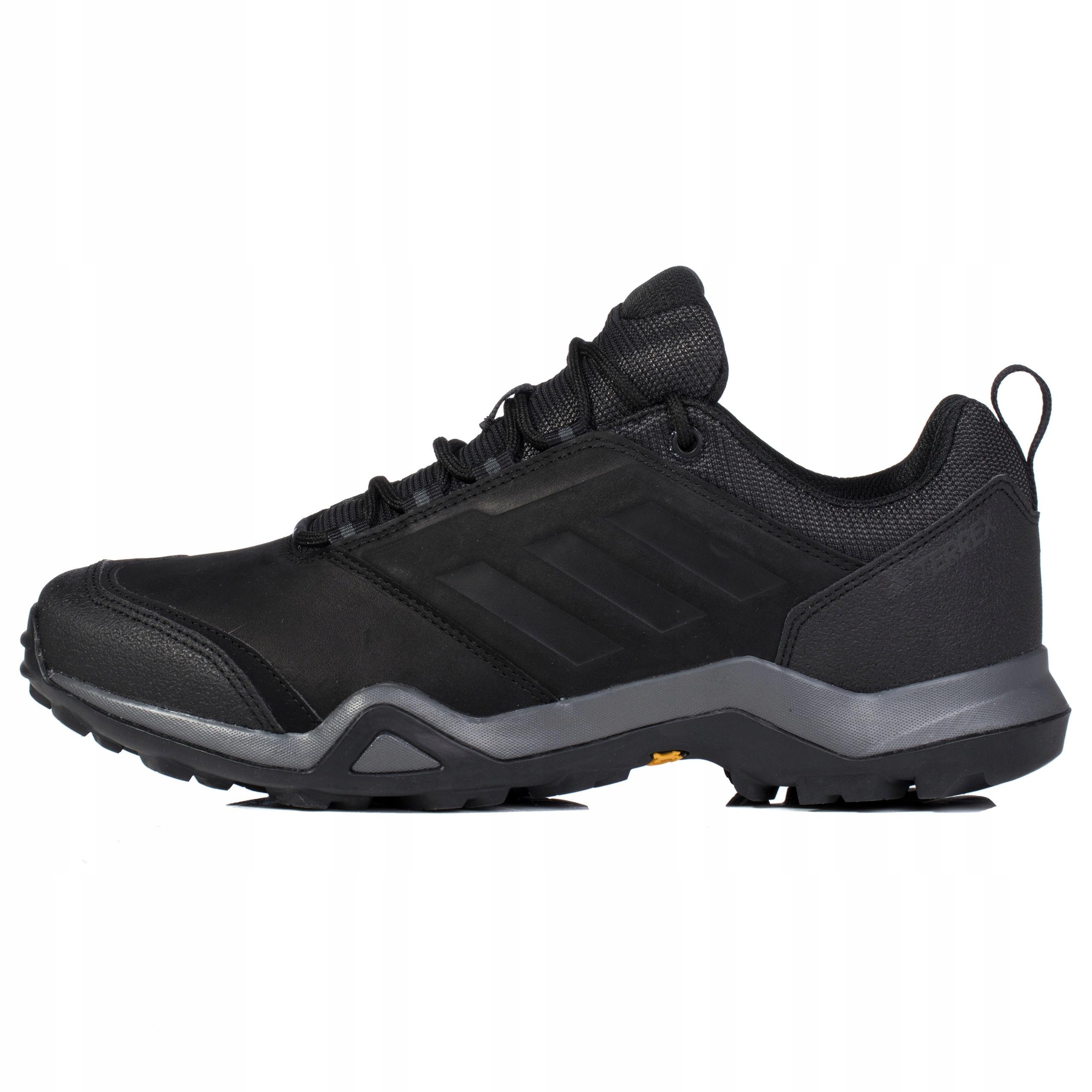 Buty męskie adidas Terrex Brushwood Leather czarne AC7851 44 23