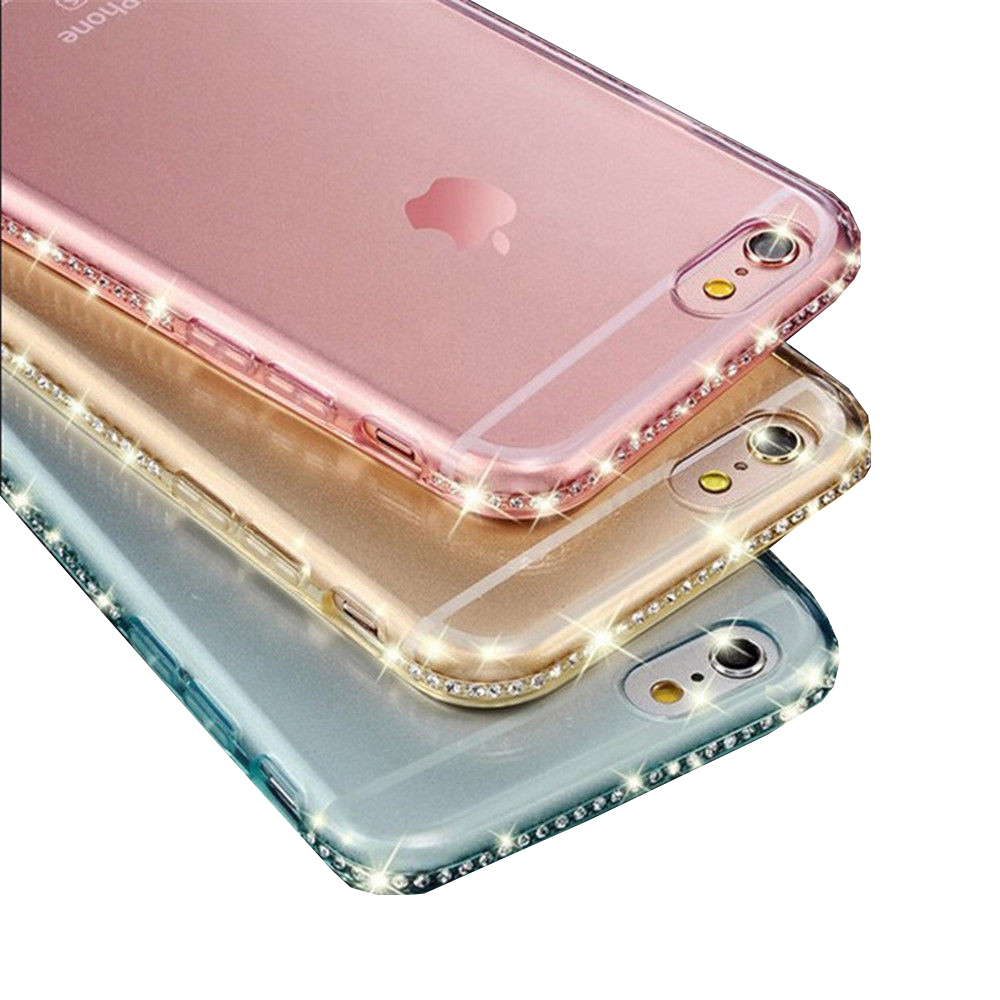 Etui Iphone 7 Plus 8 Plus Cyrkonie Swarovski 6980129525 Sklep Internetowy Agd Rtv Telefony Laptopy Allegro Pl
