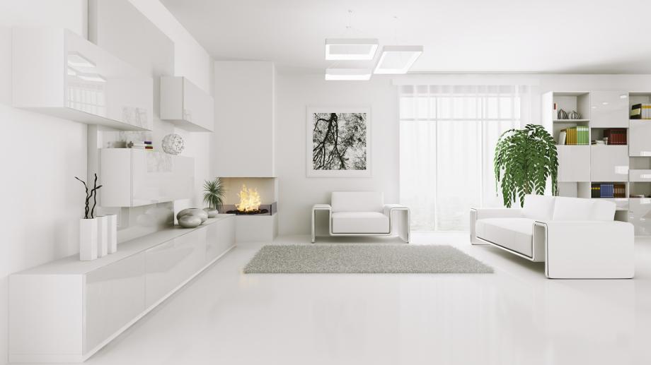Biała Podłoga W Mieszkaniu Czy To Dobry Pomysł Allegropl