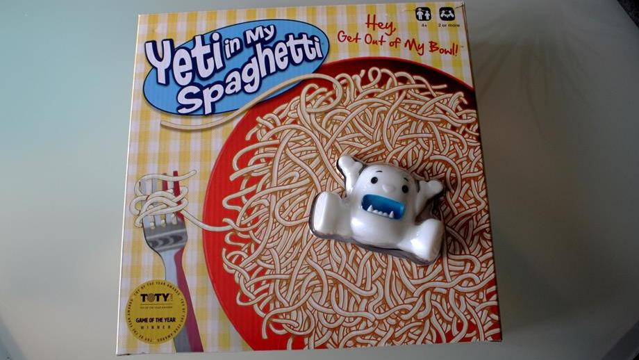 Yeti W Moim Spaghetti Recenzja Gry Allegro Pl