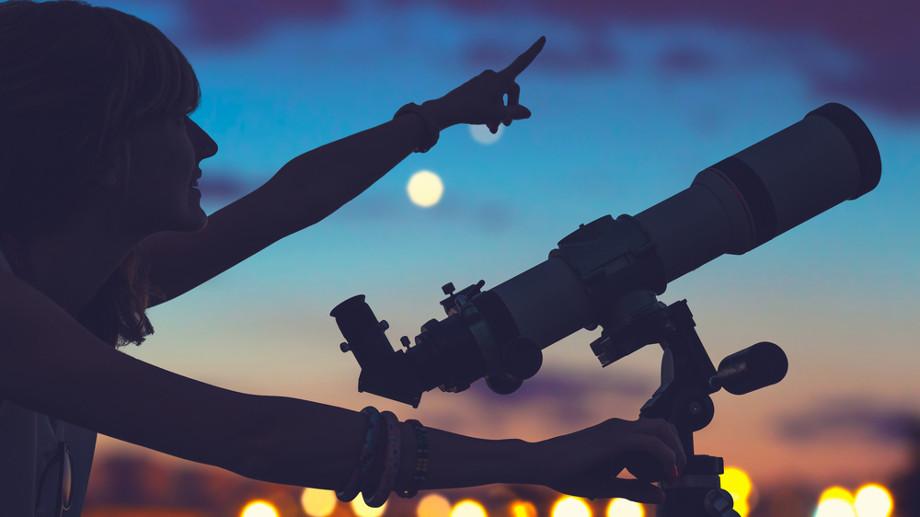Luneta Czy Teleskop Który Gadżet Wybrać Allegropl