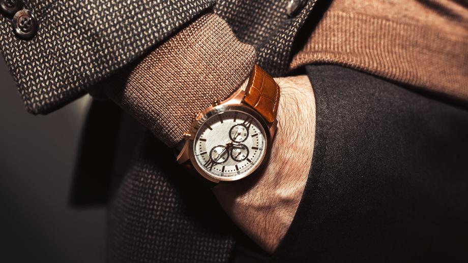 Eleganckie zegarki dla niego - 7 propozycji