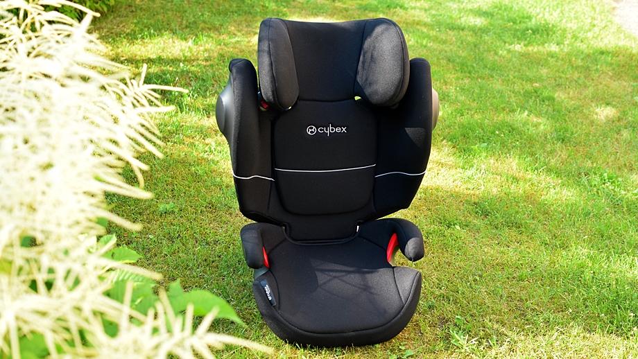Fotelik samochodowy Cybex Solution M - wybór rodzica