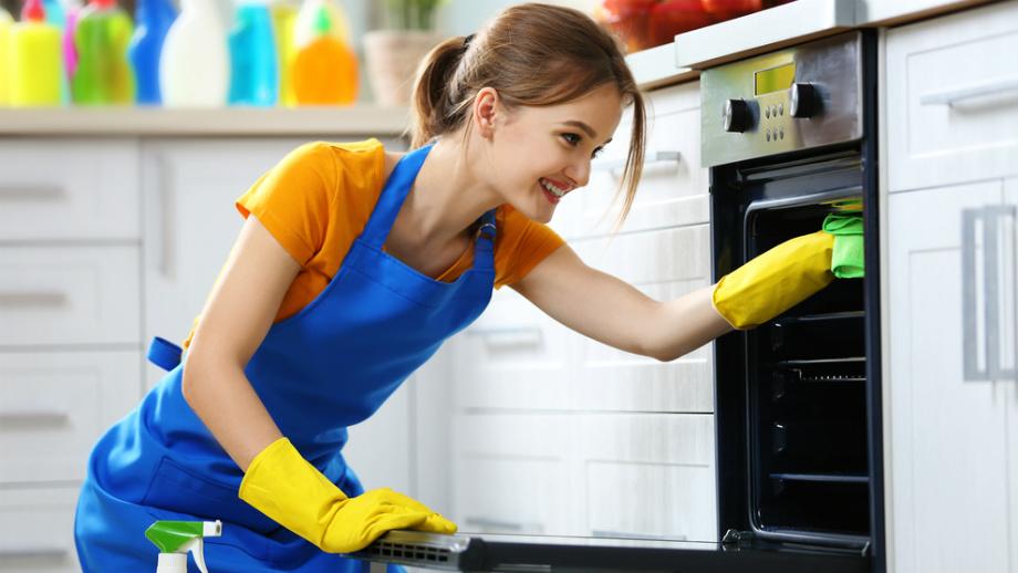 Sprzątanie kuchni. Niezawodne środki czystości