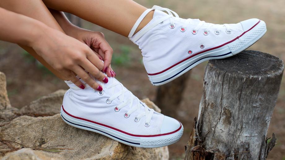 Idealne buty? Trampki! Pasują do każdej stylizacji