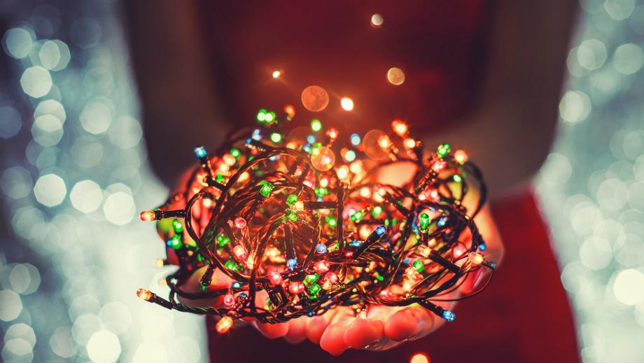 Bożonarodzeniowe LED-owe dekoracje do ogrodu