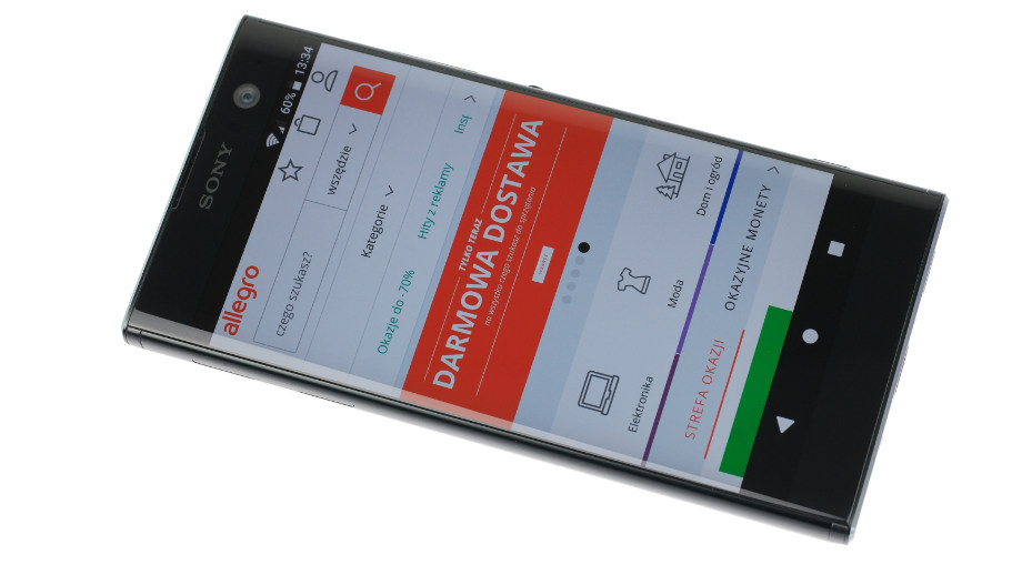 Test Smartfona Sony Xperia Xa2 Co Potrafi Sredniak Nowej Generacji Allegro Pl