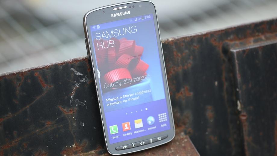 Test Samsunga Galaxy S4 Active I9295 Allegro Pl