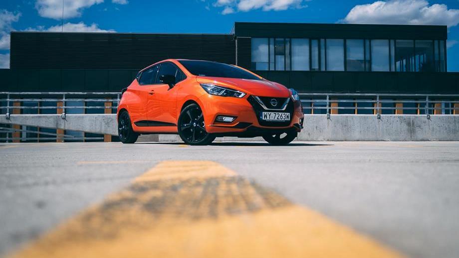 Nissan Micra – test
