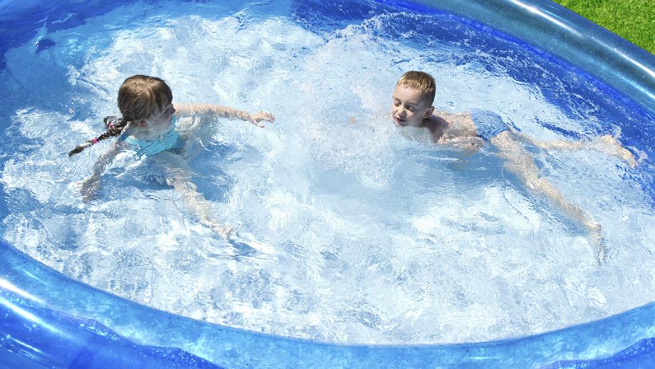Relax na záhrade - kúpime si bazén