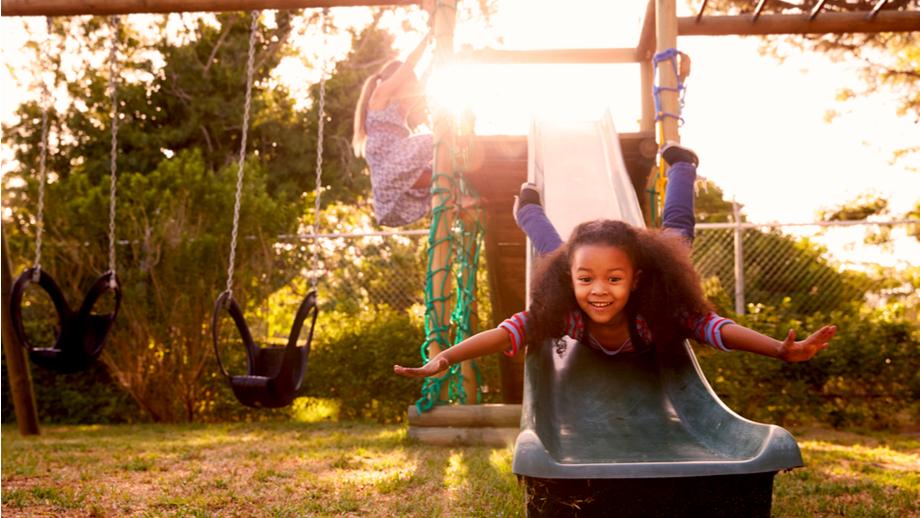 Zjezdzalne Ogrodowe Dla Wiekszego Dziecka Allegro Pl