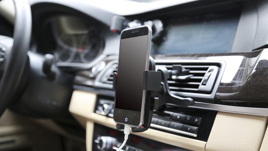 5 Sposobów Na Montaż Telefonu W Samochodzie Allegropl