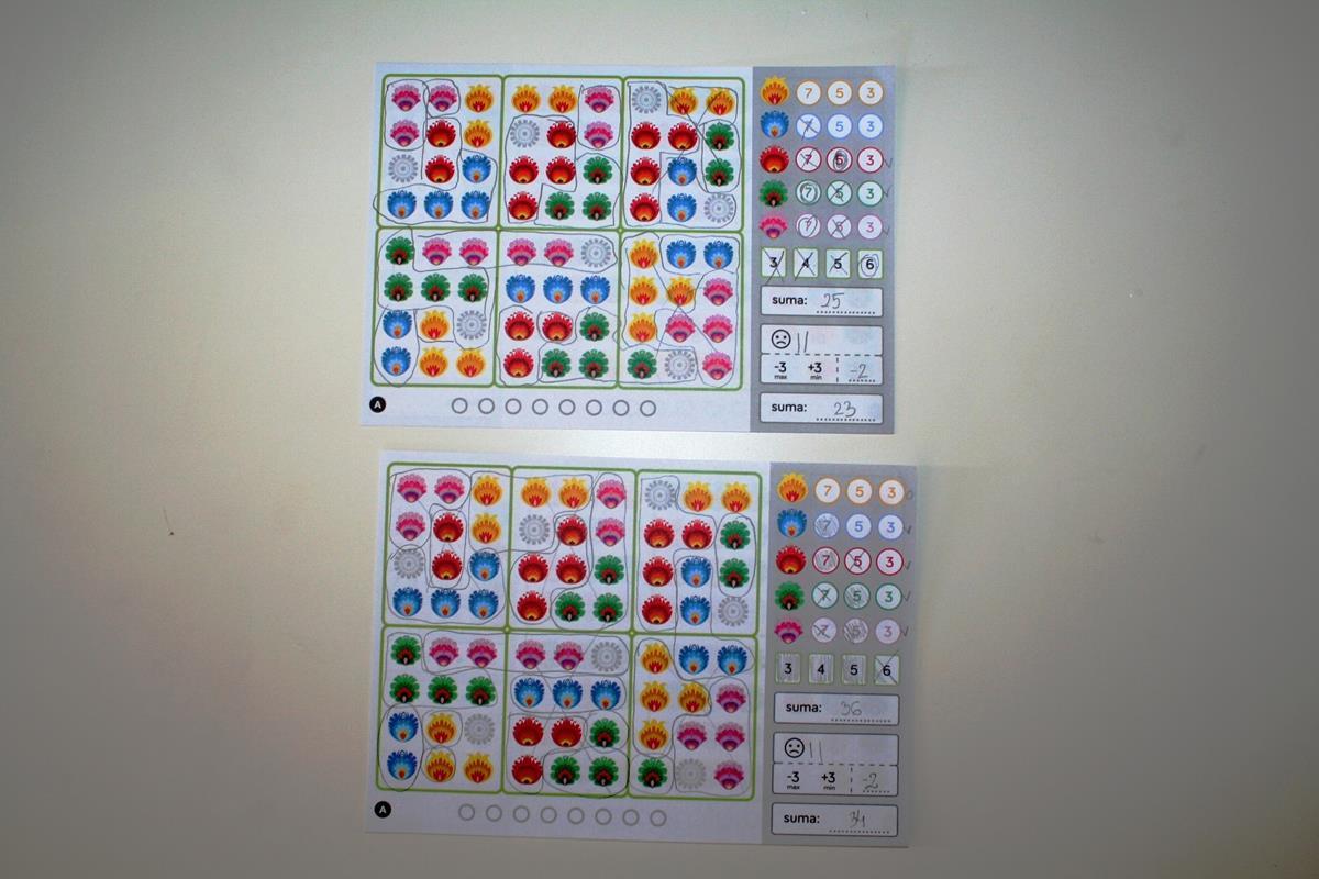 fotka 7 - Karty po zápase