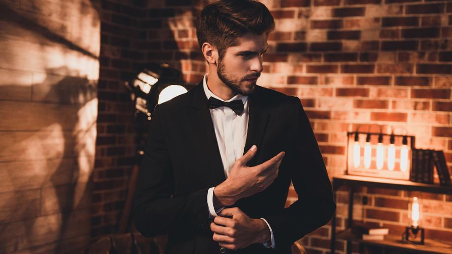 4ae5f15850 Strój pana młodego – garnitur czy smoking  - Allegro.pl