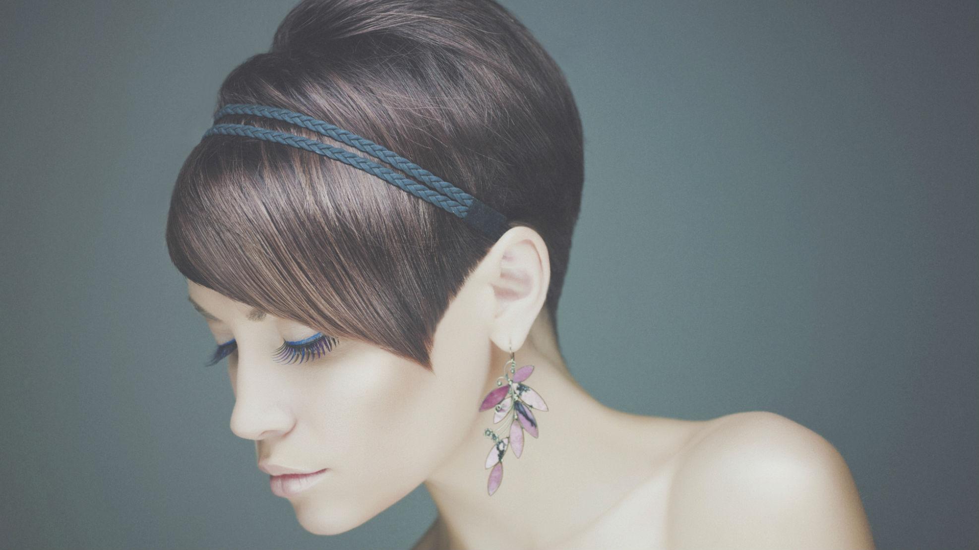 Fryzury Dla Cienkich Włosów Allegropl