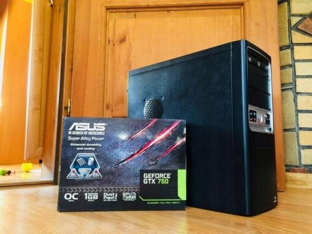 Komputer do gier, CSGO, GTX 750 OC, FX 6100 6x3.3