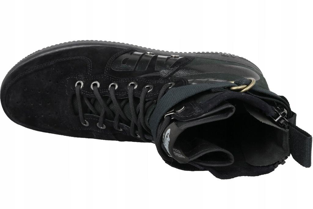 Buty Męskie Nike Air Force 1 Type •cena 599,00 zł•Czarne