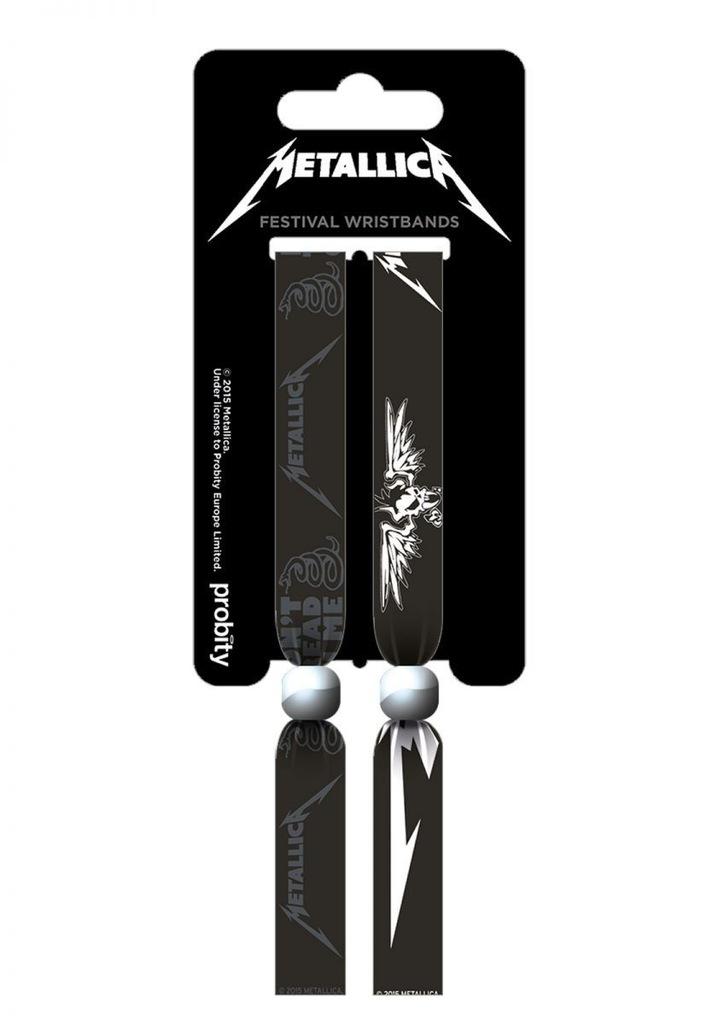 Metallica Opaska 7041355261 Oficjalne Archiwum Allegro