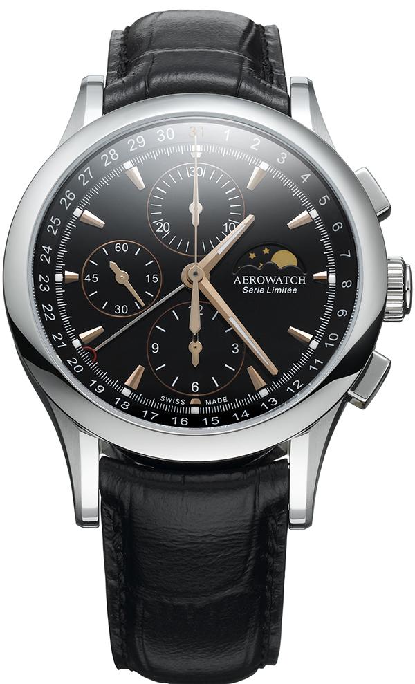 Aerowatch Les Grandes Classiques L.E. 69948 AA04