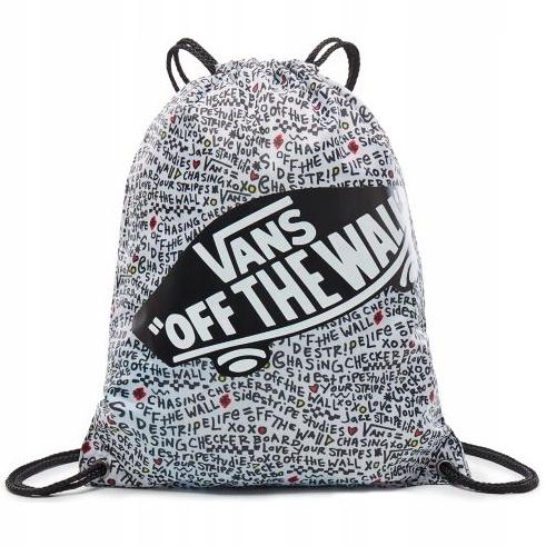 Worek Vans BENCHED BAG DIY Scribble VN000SUFYEL