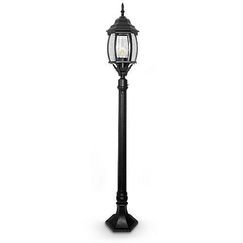 lampy zewnętrzne stojące allegro