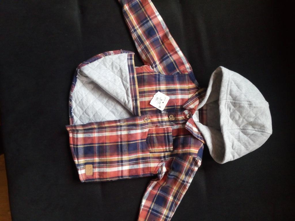Koszula chłopięca F&F nowa z metką 7217947137 oficjalne  6HVQ7