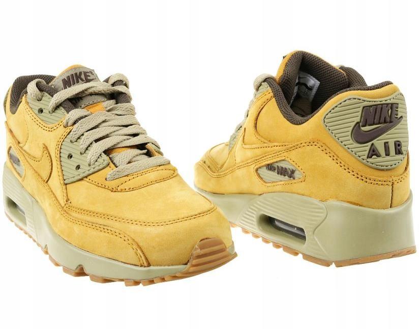 Damskie Nike Air Max90 943747 700 j. brązowe 39
