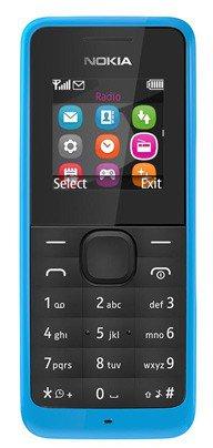 Telefon komórkowy Nokia 105 DUAL SIM