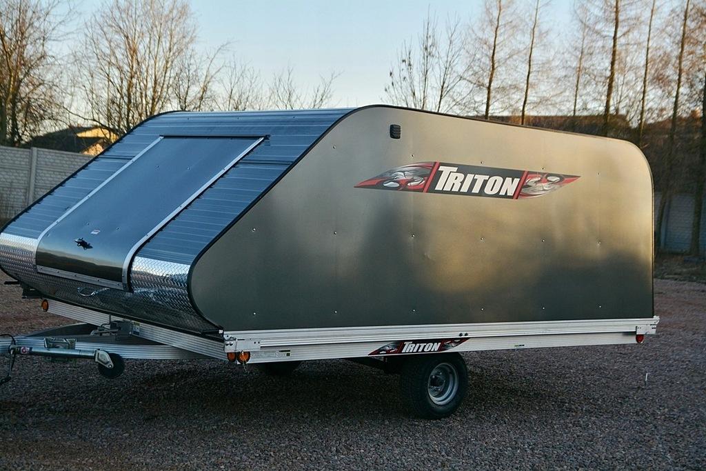 Przyczepa Triton 2013 Usa Do Przewozu Qad Skuter 7701876259 Oficjalne Archiwum Allegro